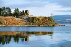 Aros Castle